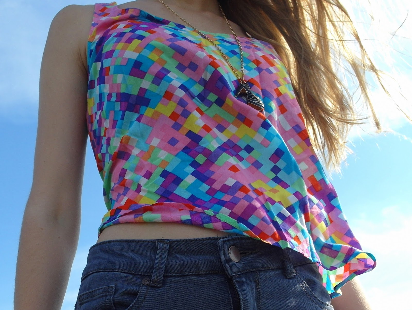 Outfit | Color blocks