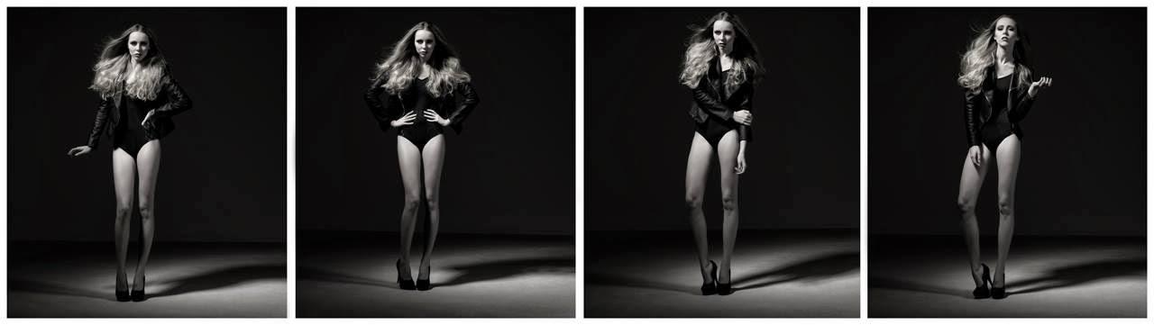 Modeling | Strike a pose