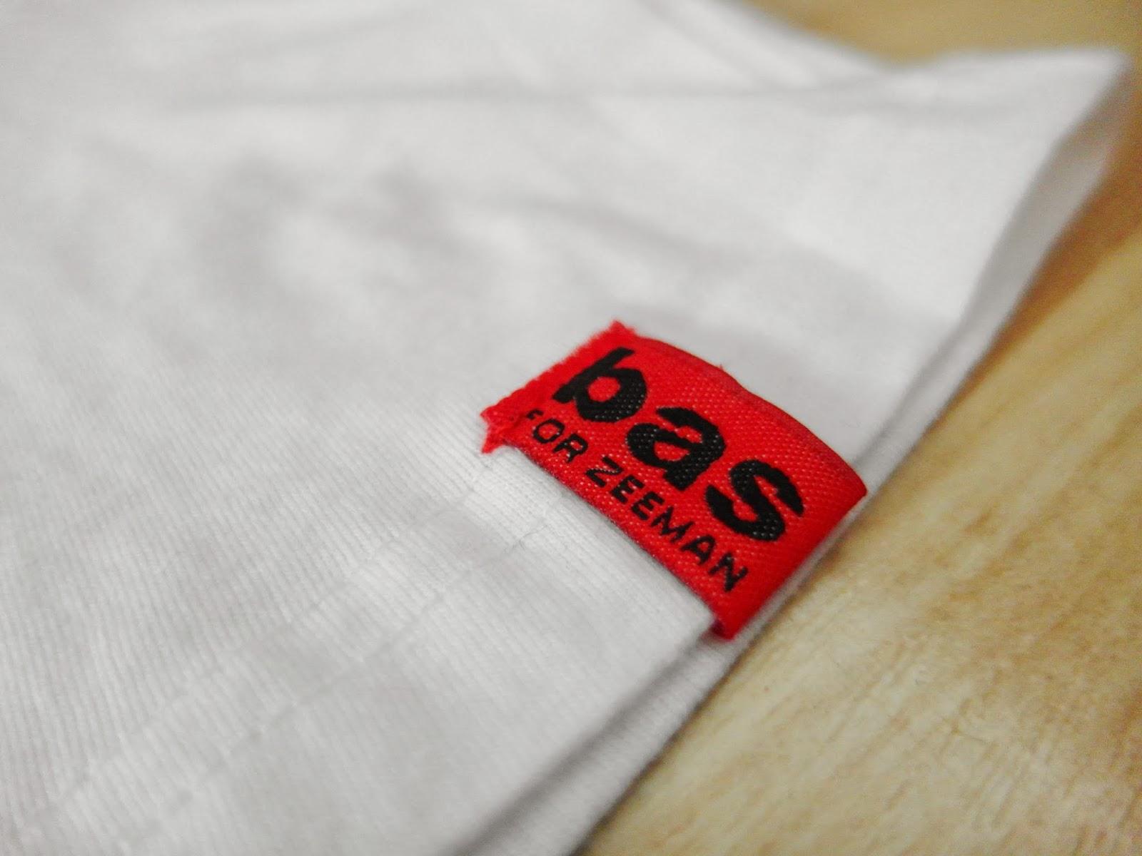 Bas Kosters Zeeman shirt Keetje