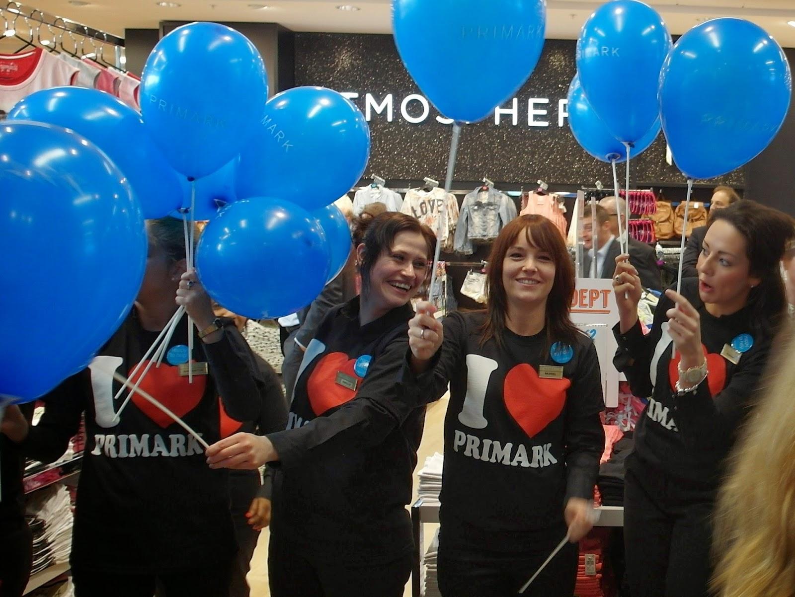 Opening Primark Nijmegen 2014