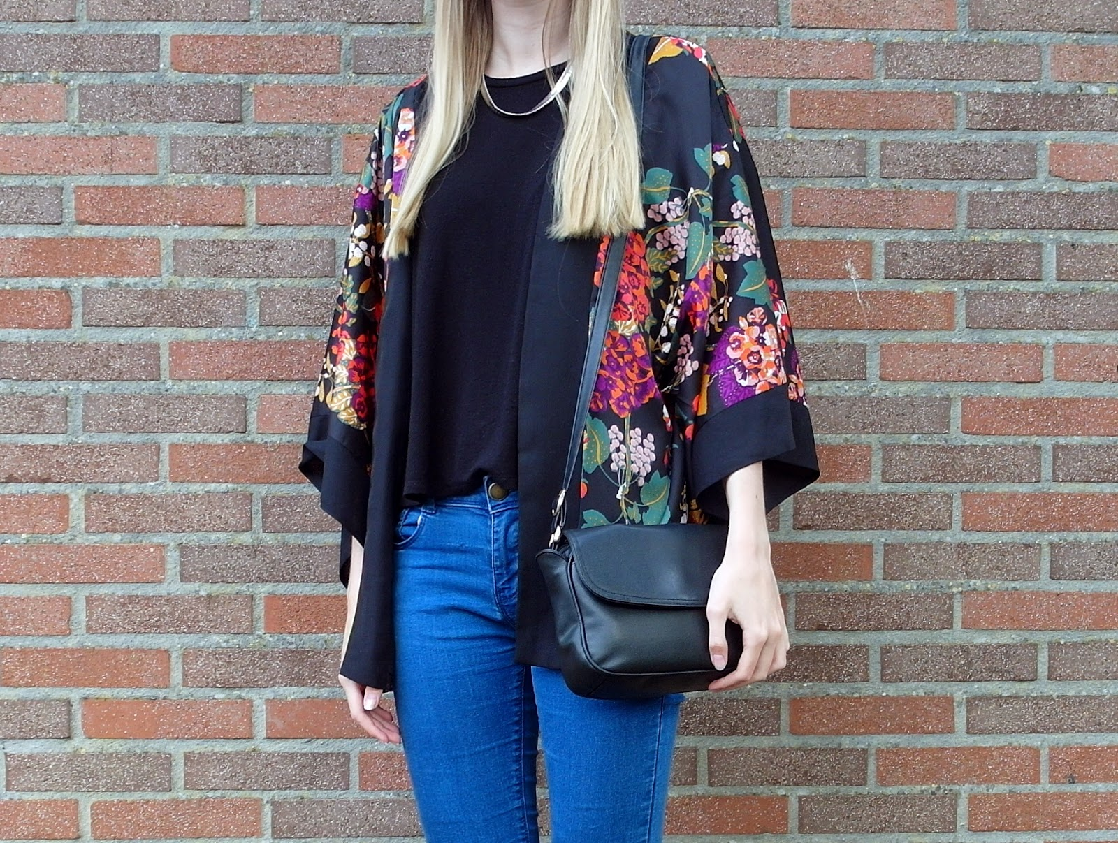 Outfit | Love the kimono