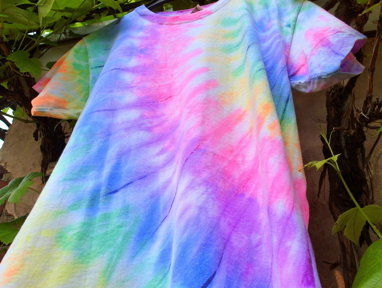New in | Tie-dye shirt