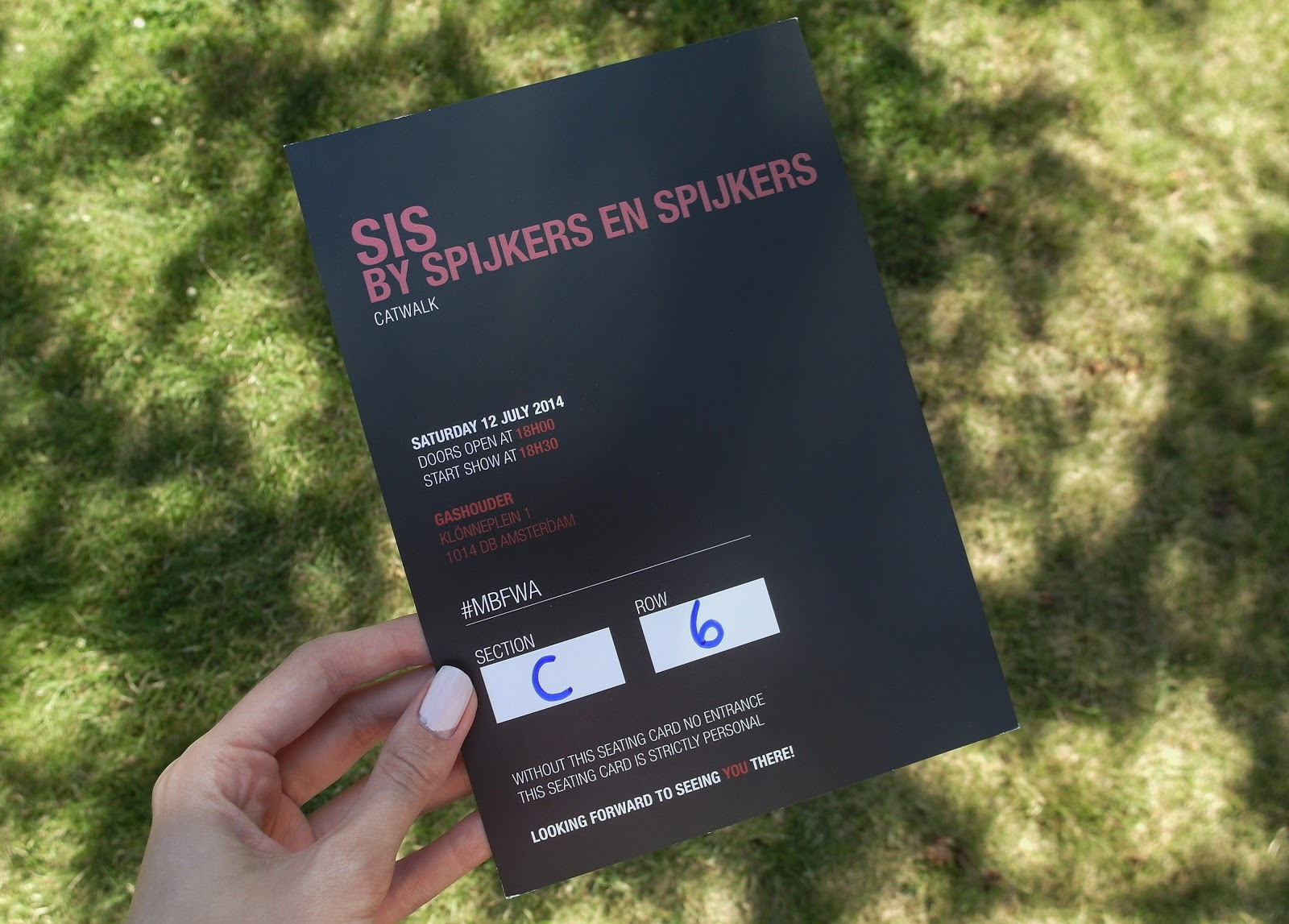 SIS by Spijkers en Spijkers MBFWA Fashion Week 2015