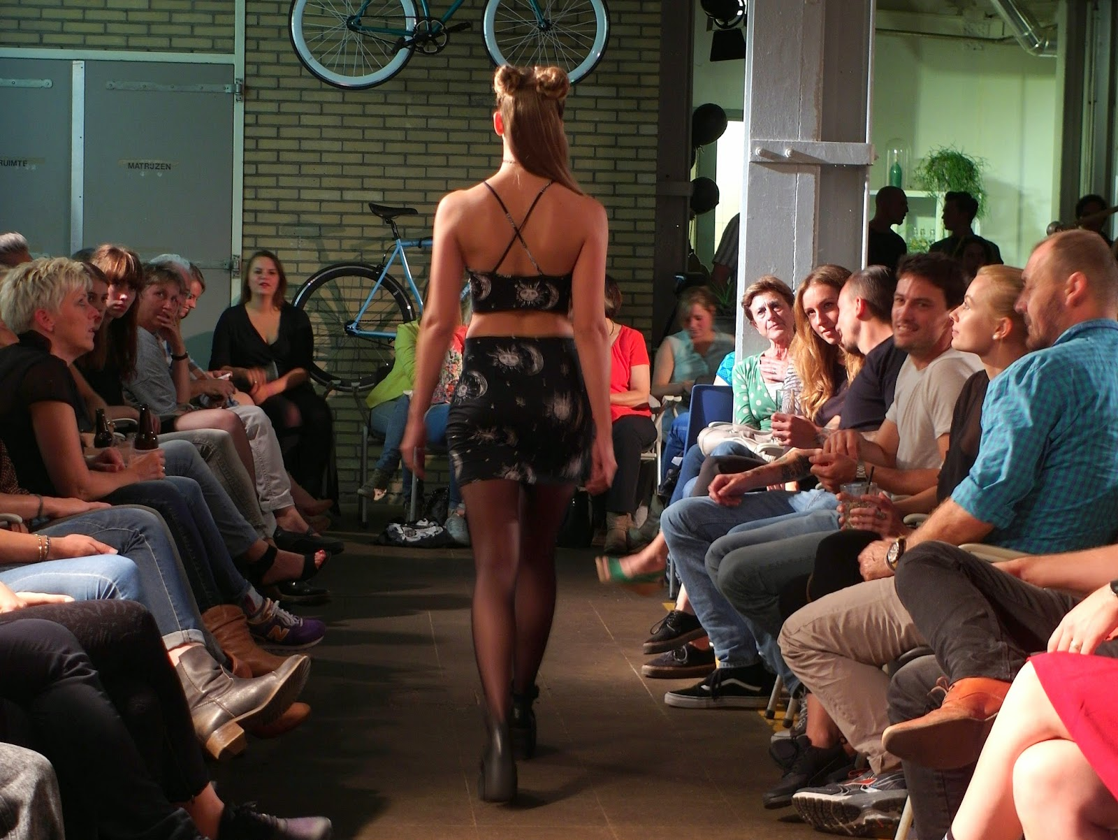 Event | The fashionshow AW'14: Porch People & Make My Day