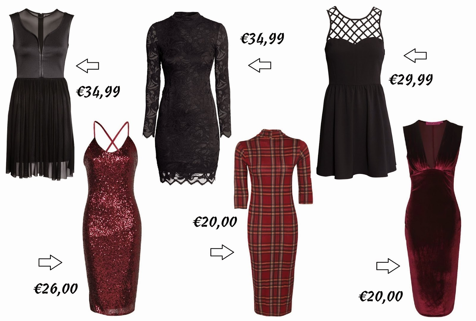 Fashion | Christmas dresses