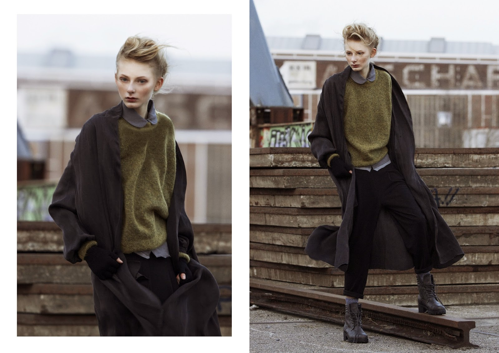 Styling | Industrial grunge
