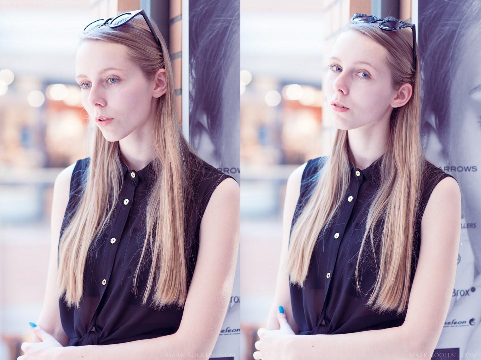 Palazzo pants h&m wijde broek met paisley print zomerbroek comfortabele zomer outfit inspiratie Mark Koolen fotografie