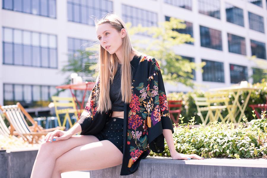 Outfit | Kimono