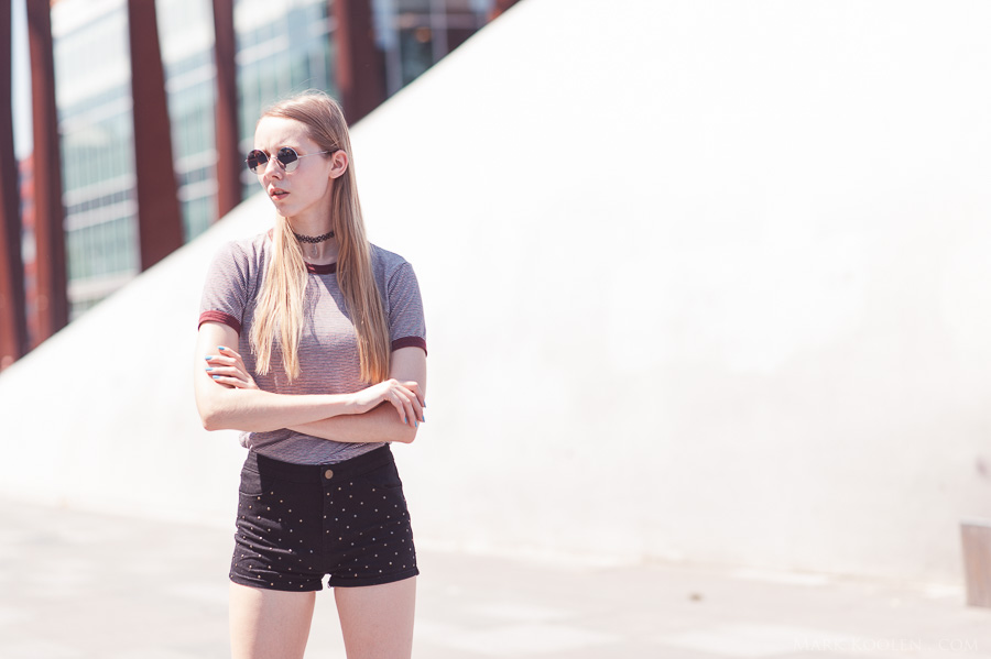 Outfit   Edgy summer