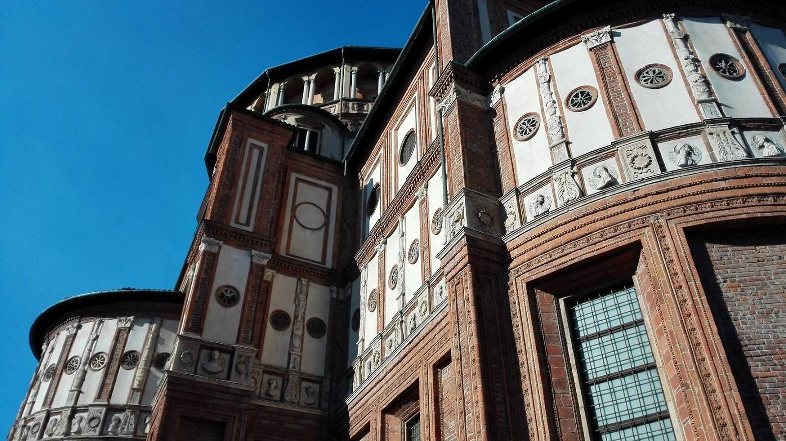 Jo in Milano #02 | Mooie gebouwen en zonsondergang
