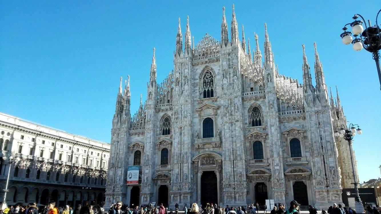Jo in Milano #03 | Bella