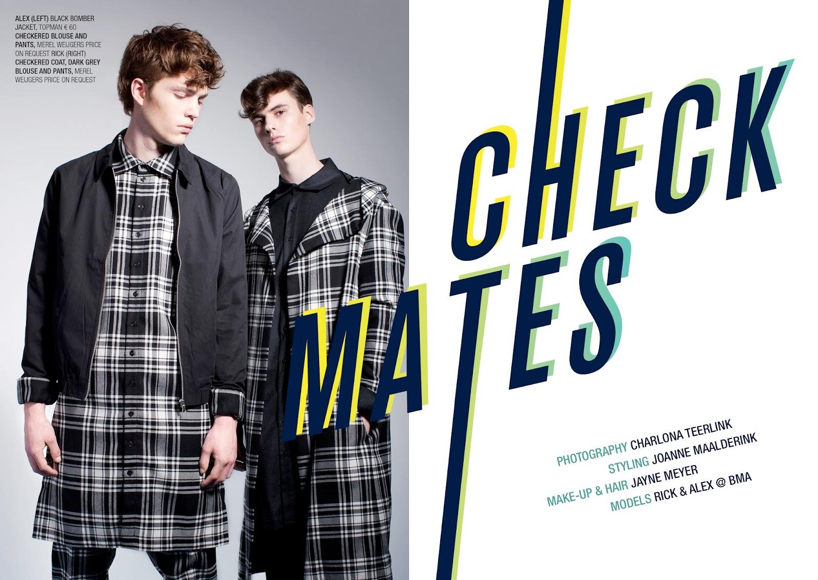 Styling | Check Mates