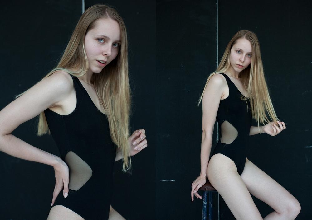 Giuseppe Circhetta photography David Giovannetti photographer model Joanne M modellenwerk Milaan testshoot daglicht foto's