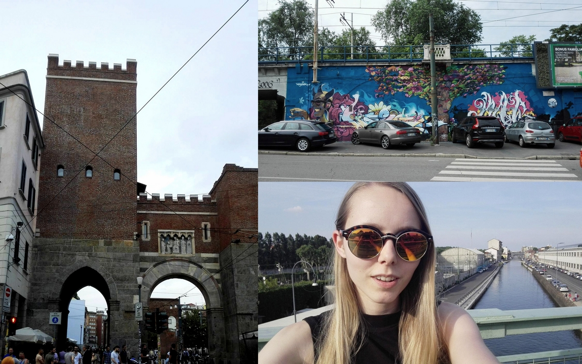 Jo in Milano #09 | Enjoy the sun