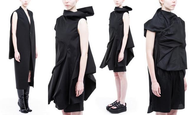 Modeling | Rick Owens Milano e-commerce