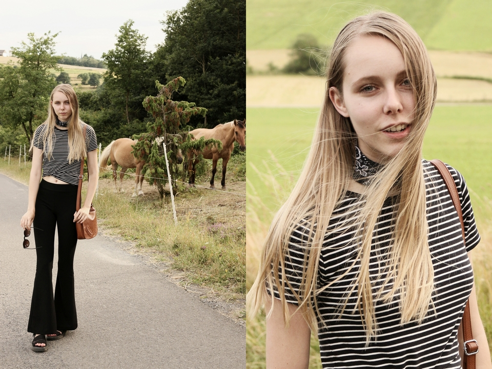 Outfit | This western feeling
