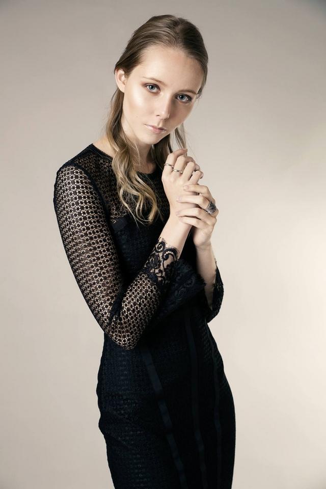 Yvonne Vionnet photography Stefania Mercuri makeup hair model Joanne M modellenwerk Milaan Dreamingless magazine