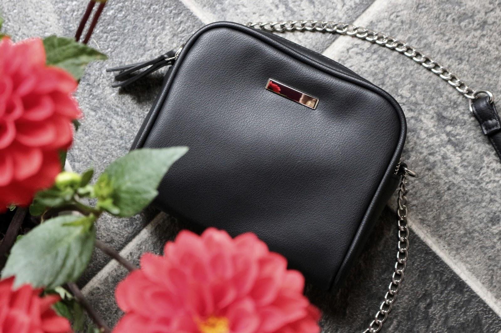 New in | Double zip bag