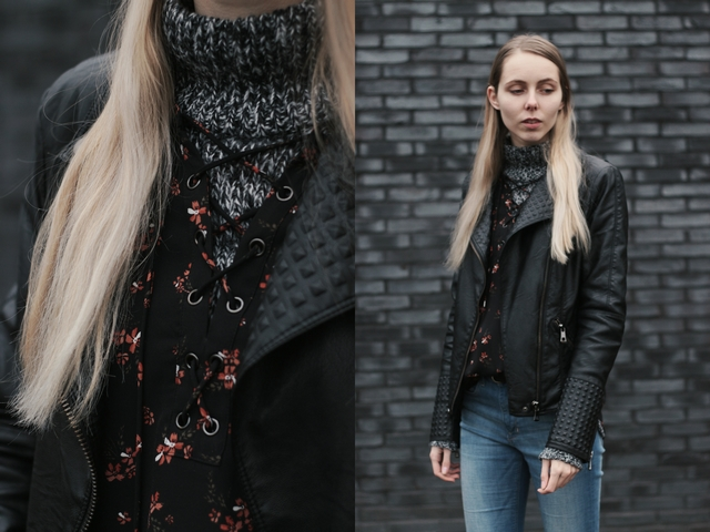 Outfit | Layering & Nike air max
