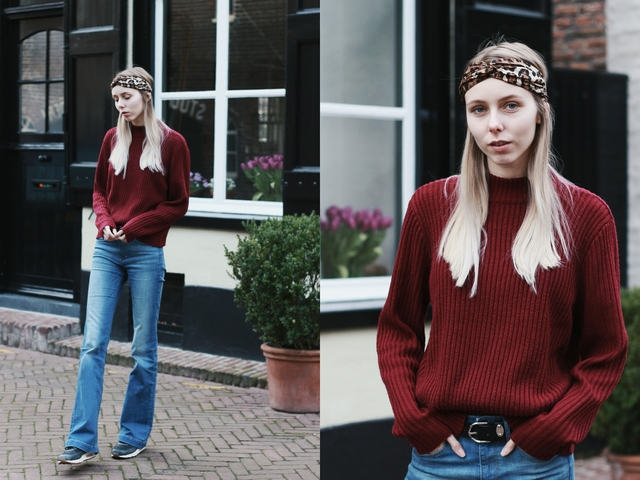 Outfit | Leopard turban