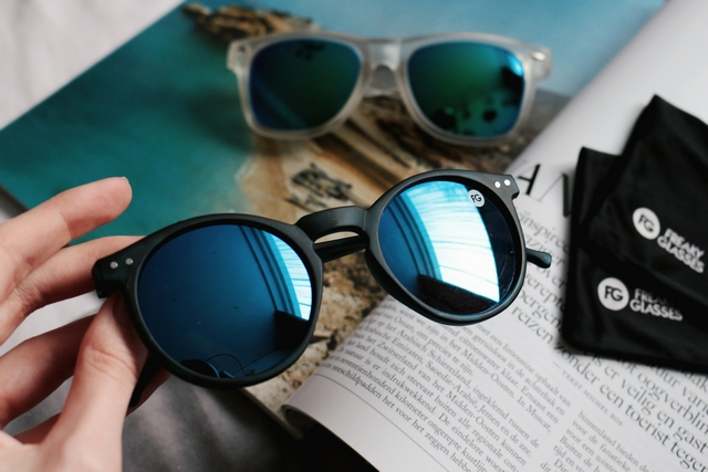 New in | Festival mirror sunglasses