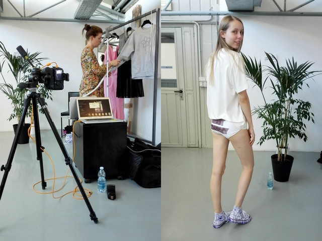 Julian Zigerli SS17 SORRY spring summer lookbook modellenwerk milaan model Joanne M Claude Gasser photography backstage fotoshoot