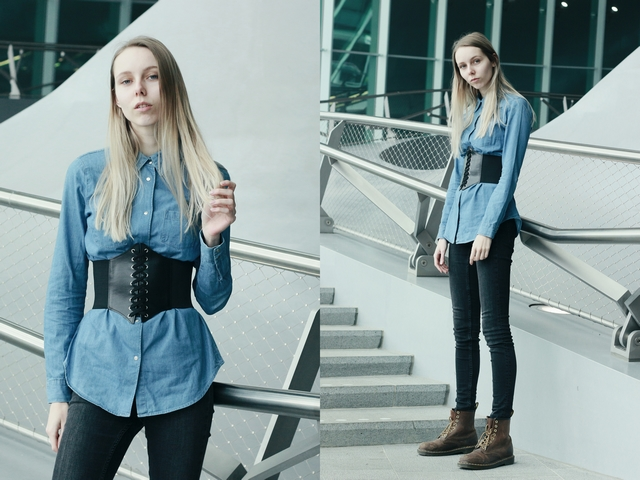Outfit | Corset belt