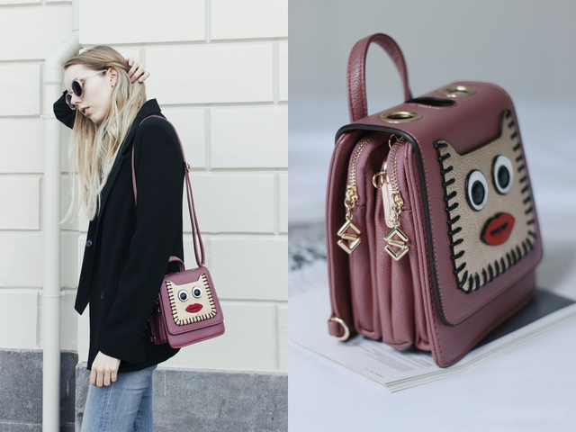 New in | Face it bag