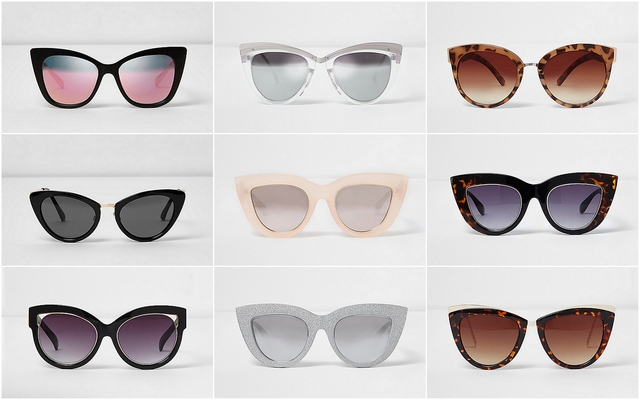 Shop tip | 9x cat eye sunglasses