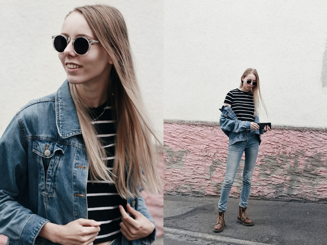 Outfit | Denim lover