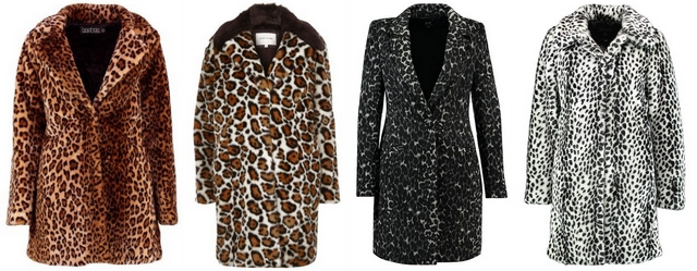 Shop tip | 4 x leopard coat