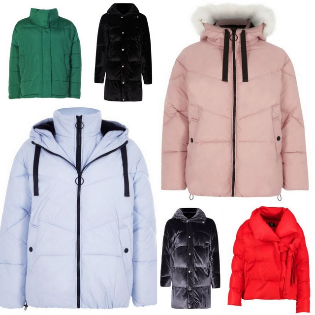 Trend winter 2017 2018 puffer jacket gewatteerde jassen puffa coat blogger shop tips