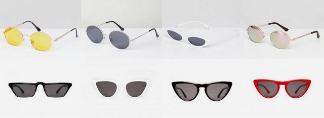 Shop tip | 8x tiny sunglasses