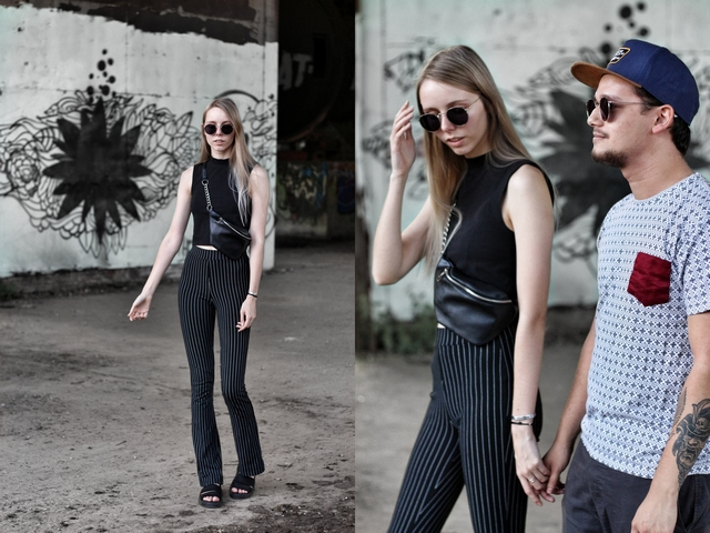 Outfit | Matching sunglasses
