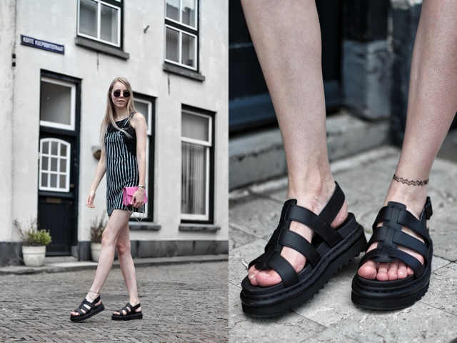 Outfit | Chunky Yelena sandals