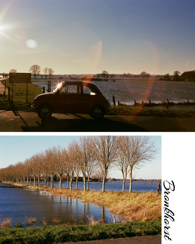 Analoge foto resultaten met Minolta camera fotografie analoog mode blog