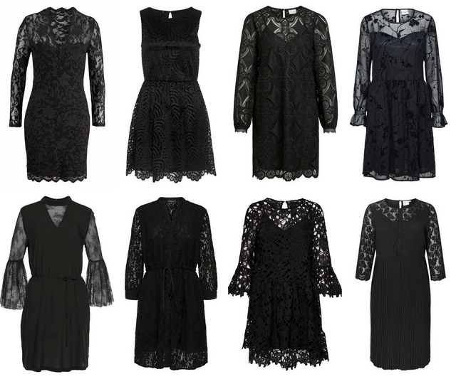 Shop tip | 8x kanten jurkjes voor de feestdagen