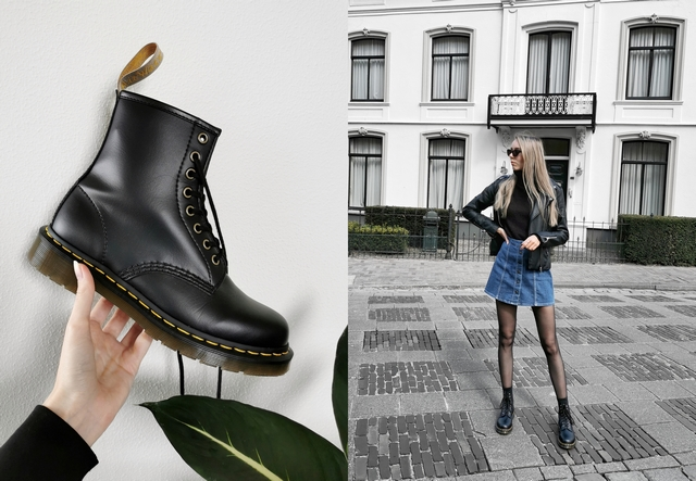 New in | Vegan 1460 Dr. Martens