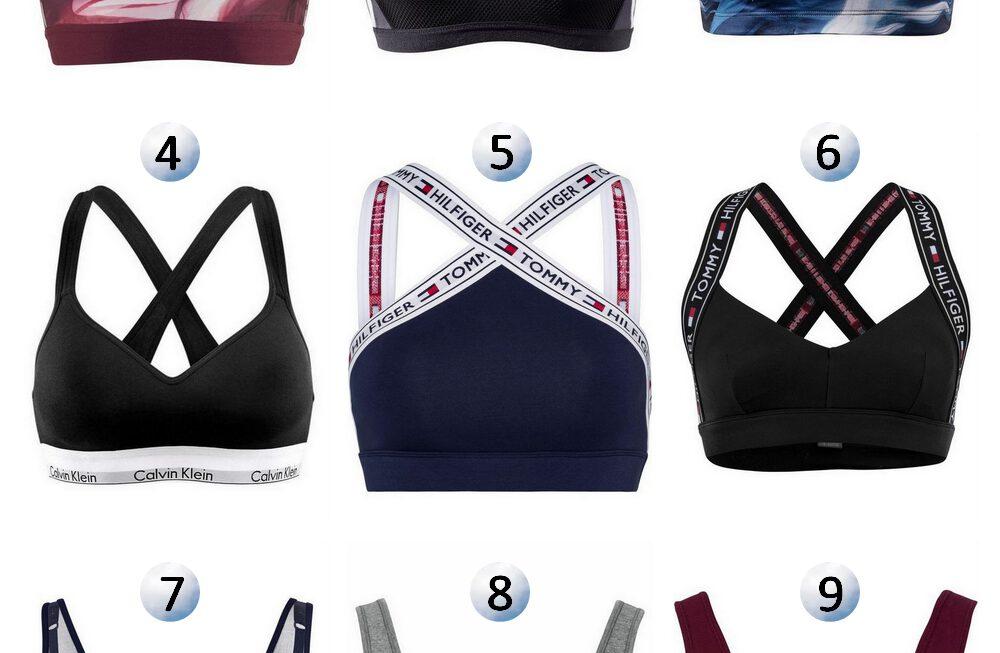 Shop tip | 9x leuke sport bh's voor jouw home workout