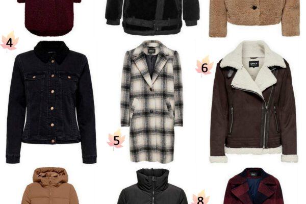 Shop tip | 9x mooie jassen voor de herfst en winter