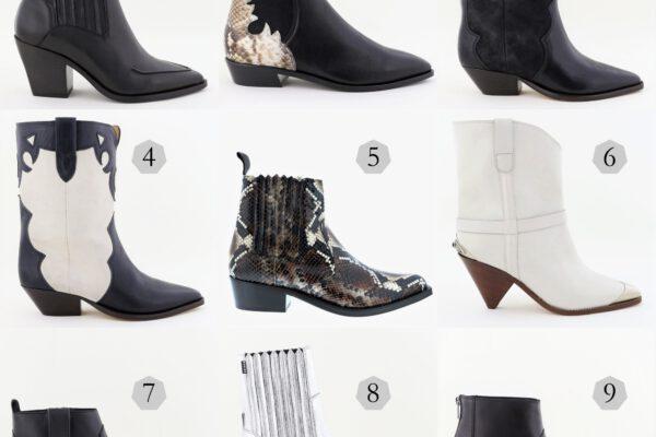 Shop tip | 9x stoere western laarsjes