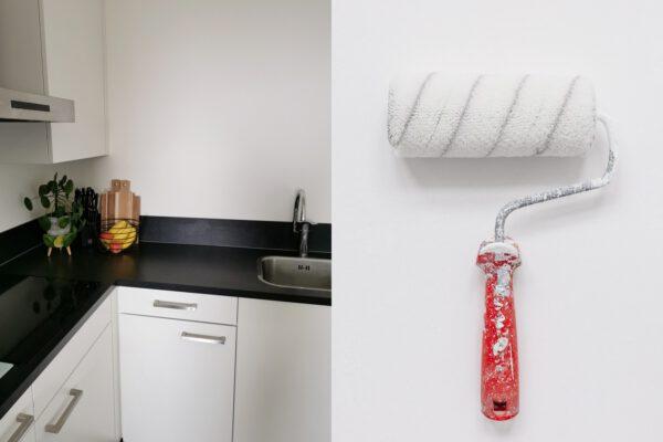 Interior | Tips om muren in de keuken te verven
